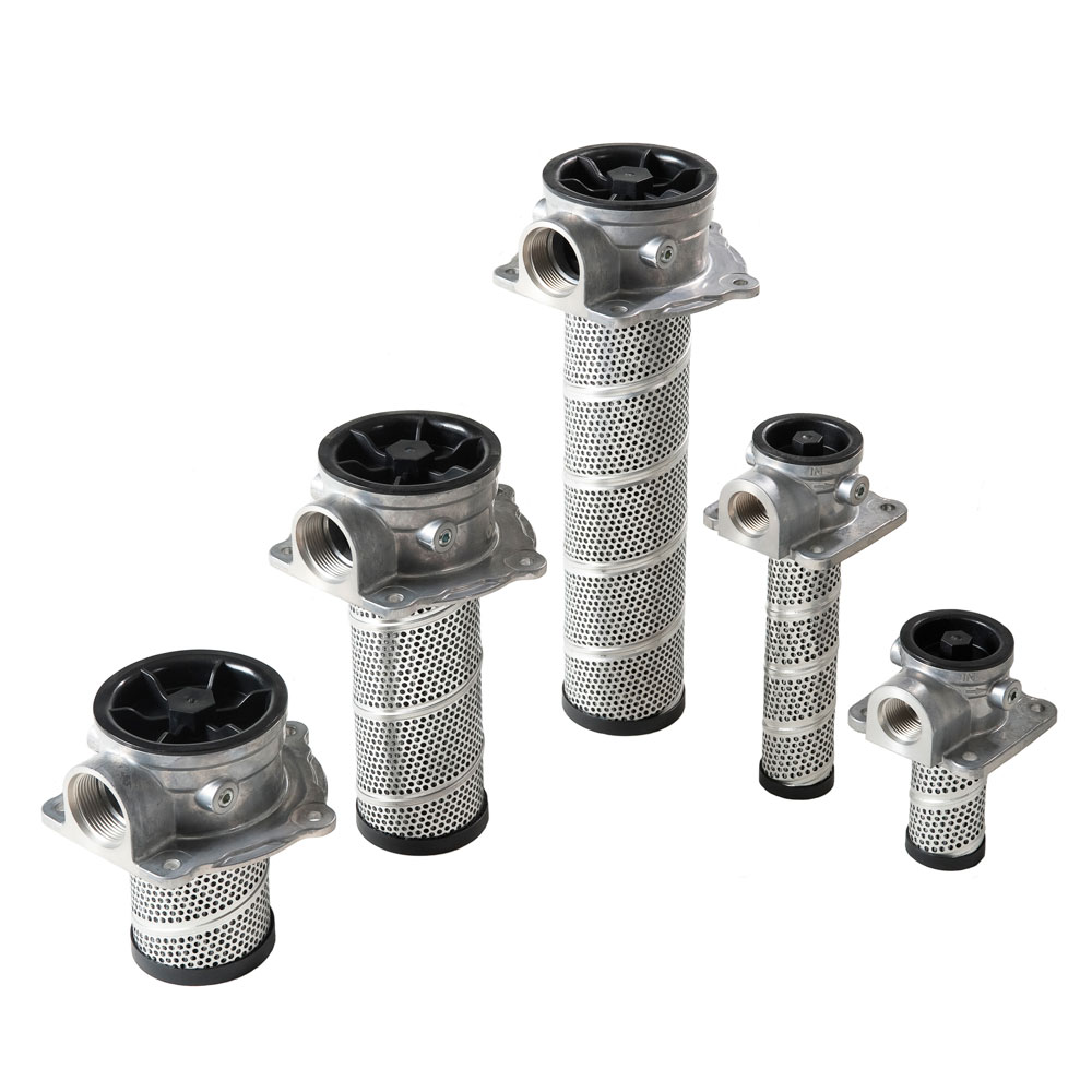 PT Tank Top Mounted filters