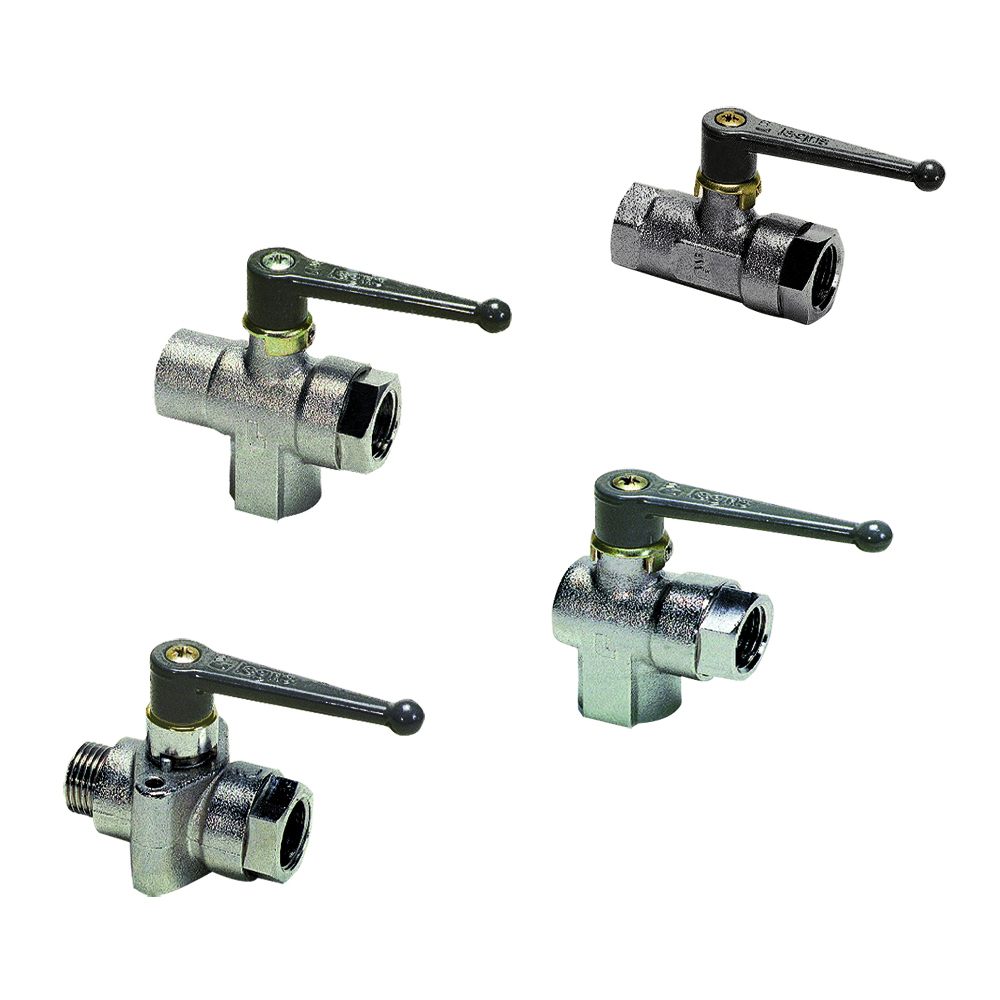 Ball Valves, Universal Series, Universal Customised Series
