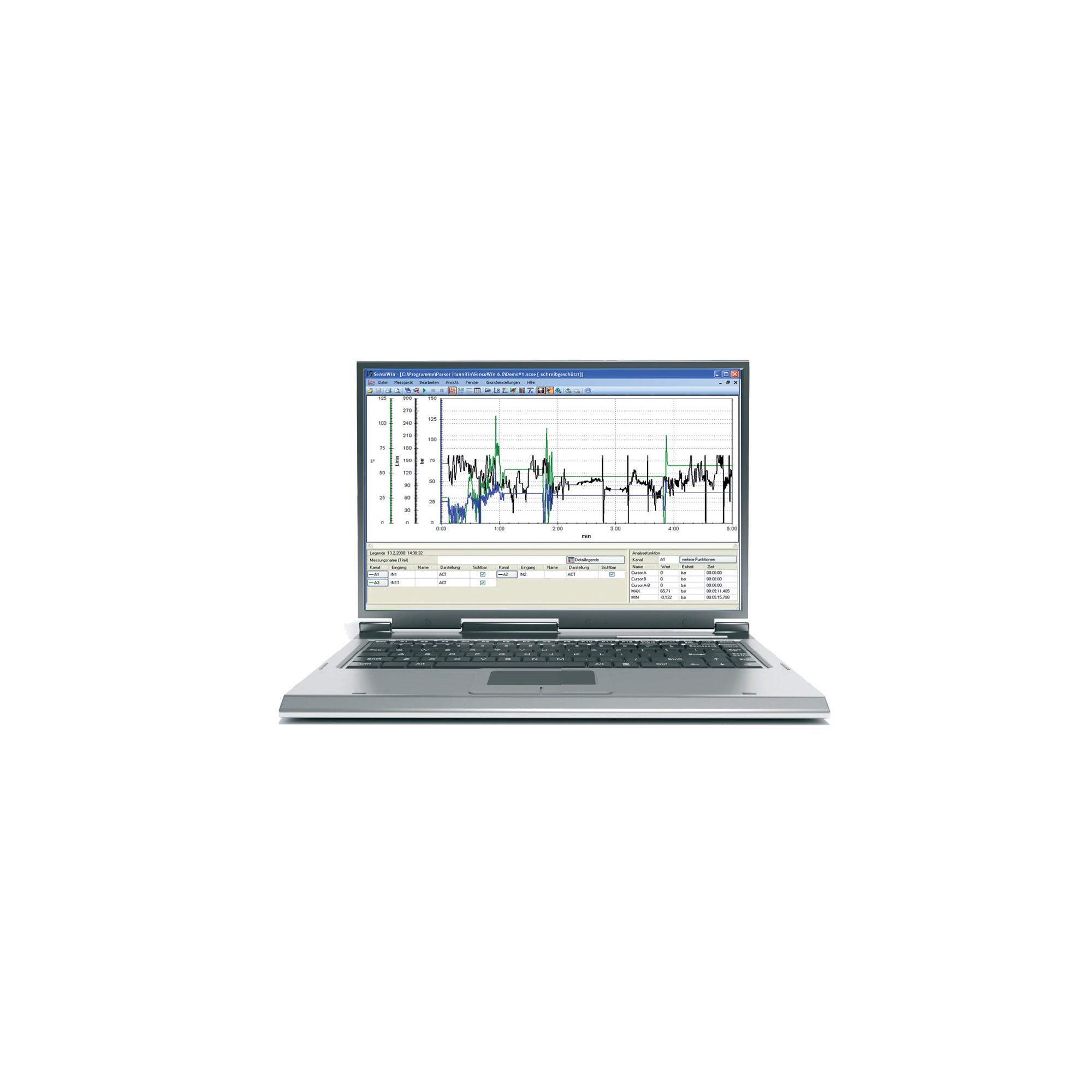 PC software SensoWin®