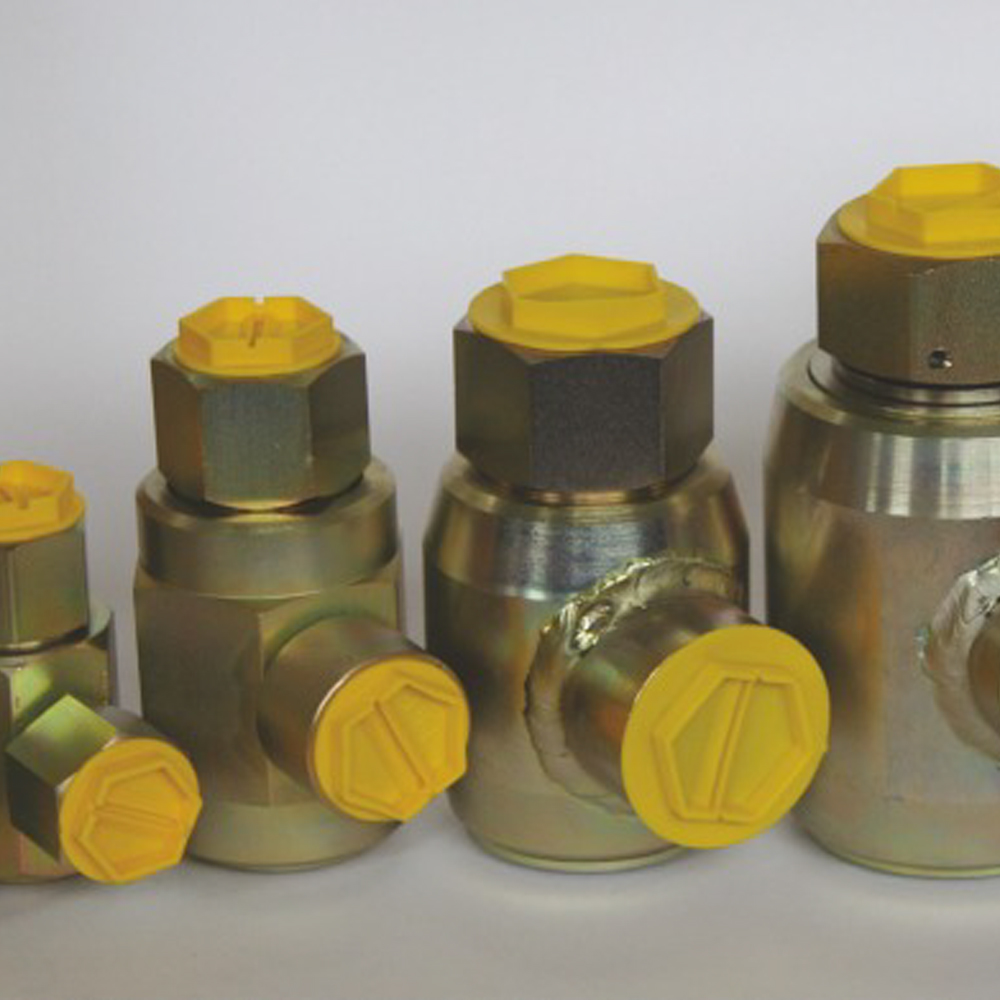 Hydraulic Swivel Couplings