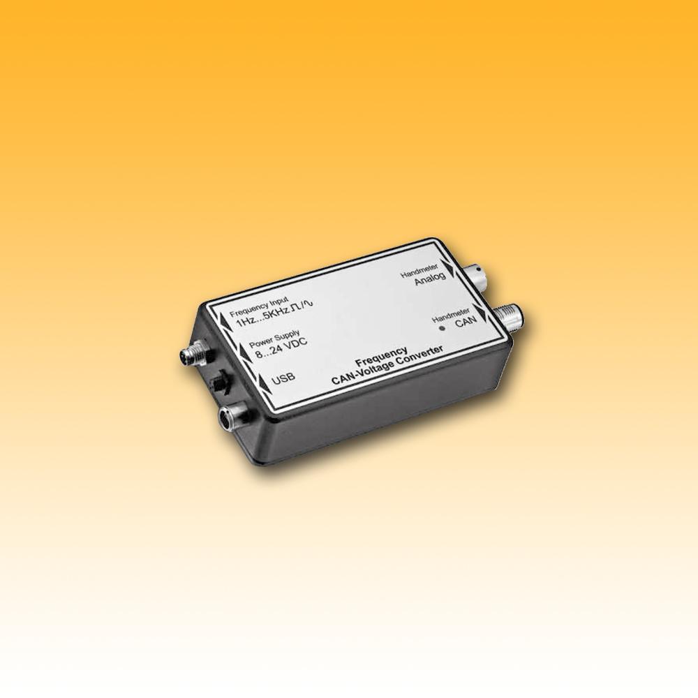 SCMA-FCU-600 Frequency Measurement