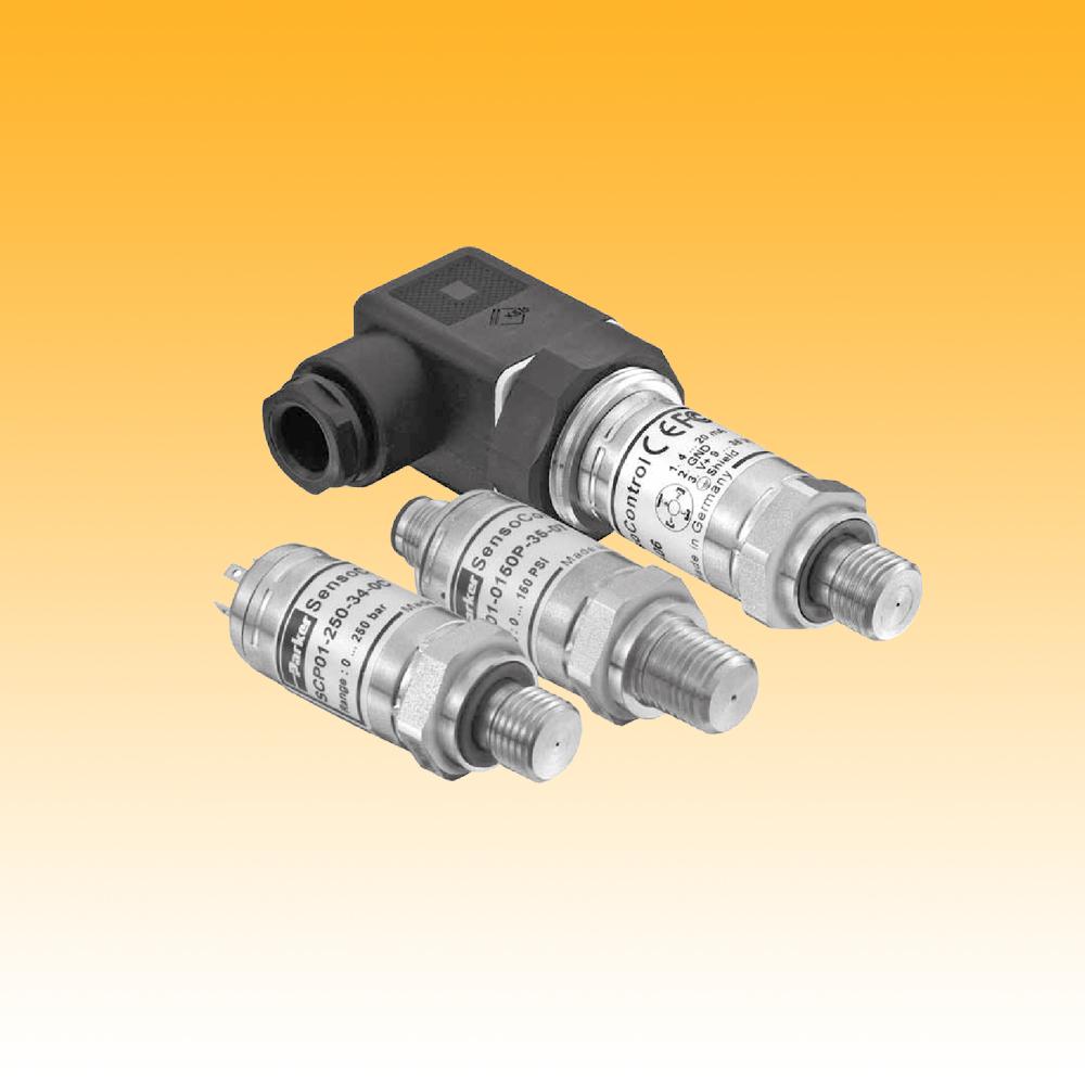 SCP01 Pressure Sensors