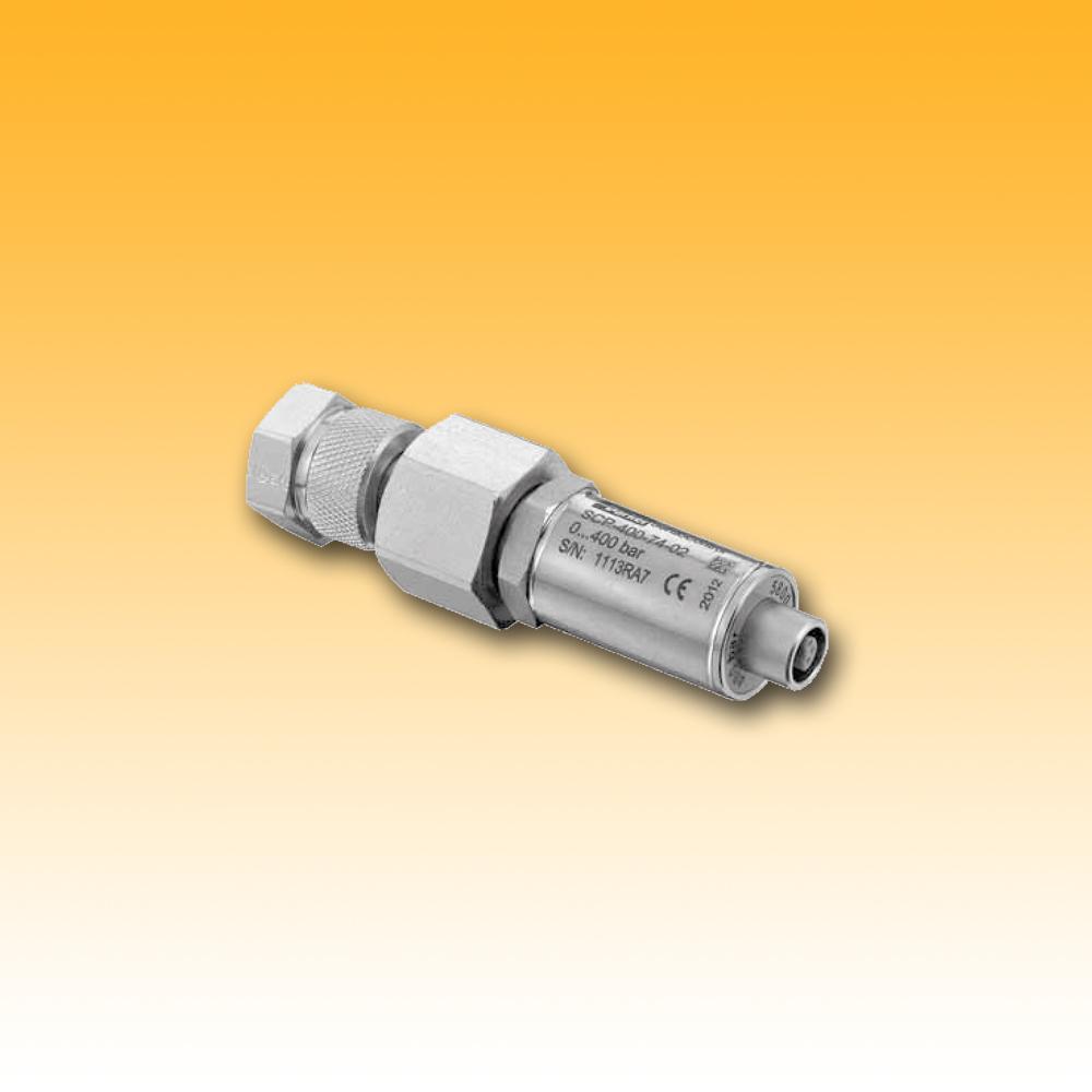 SCP Pressure Measurement - Analog