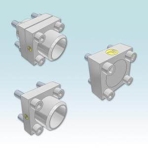 Cetop square flanges