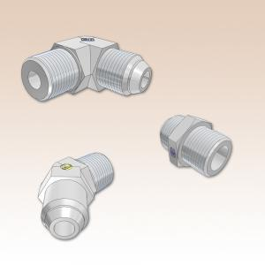 JIS Adapters Male to BSPT