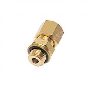 0101..39 - Stud Fitting, with Bi-Material Seal, Male BSPP Thread