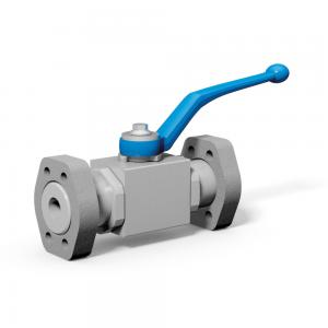2-way ball valves with SAE connection