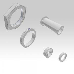 Accessories for Ermeto hydraulic DIN fittings
