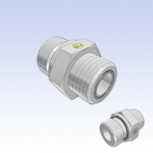 7224 - Male stud connector