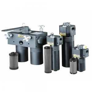 High pressure filters