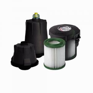 Environmental air filters and disposable breather