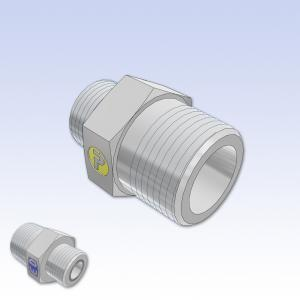 7225 - Male stud connector