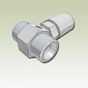GMA3 Straight Test Point with threaded connection M 16×2
