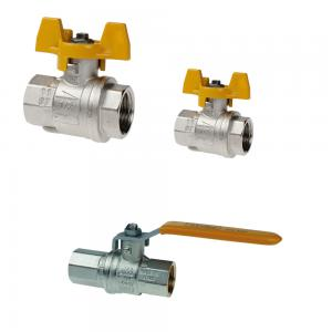 Ball Valves, DVGW Series