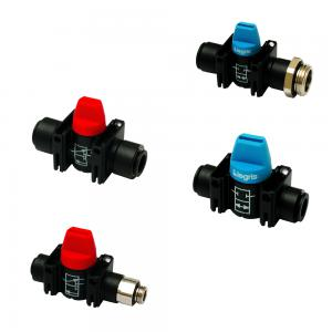 Ball Valves, Mini Series