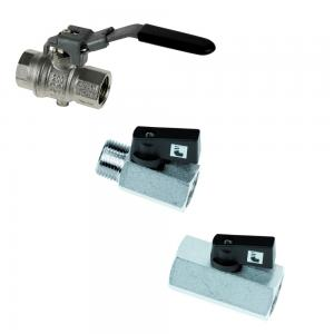 Ball Valves, Standard Series