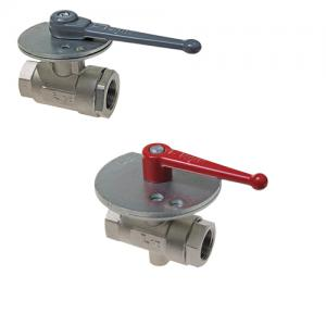 Ball Valves, Universal Series, Lockable