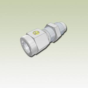 MAV MA3 Test point pressure gauge connector with threaded connection M 16×2