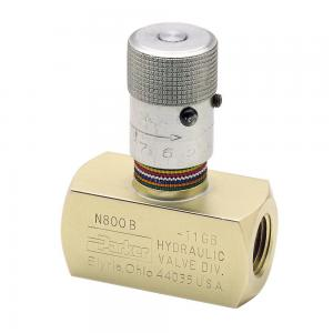 Series 9N Steel Needle Valve