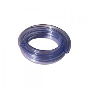 PVC hose transparant, non reinforced