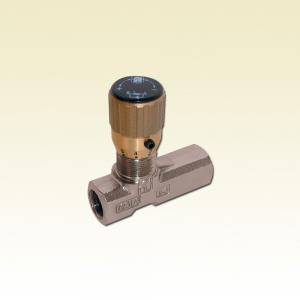 Single acting control valves MS58 - UNI 5705